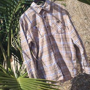 Men's Wrangler medium Flannel